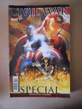 CIVIL WAR Special Marvel Mix n°67 2007 PaninI marvel  [G826]