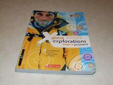 Global Explorations Stage 4 Geography - Grant Kleeman