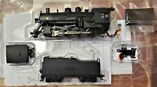 Spectrum HO 84501 Steam Engine  2-8-0  w/DCC Sound Painted, Unlettered LN in Box