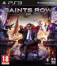 Saints row 4 JEU PS3 NEUF