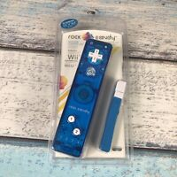 Rock Candy Blueberry Boom Gesture Controller for Wii U New! Free shipping!
