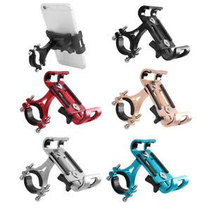 360 Rotatable Bicycle Phone Holder Universal Aluminium Bike Handlebar Mount