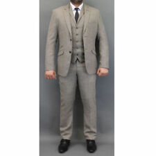 Cappotti e giacche da uomo marrone con colletto, taglia 48