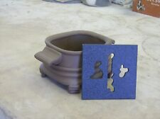 """3 in 1 Extruder Die, clay pottery tools, 4-1/8"""" x 4-1/8"""""""