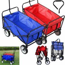 Lagerwagen Plattformwagen Transportwagen Faltbar Gerätewagen Bollerwagen Hand