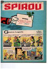 ▬► Spirou Hebdo n°1394 du 31 Décembre 1964 sans mini-récit