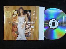 GLORIA ESTEFAN Everlasting Gloria LASERDISC MUSIC VIDEO DISC Christmas, etc NM