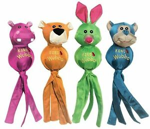KONG WUBBA FRIENDS BALLISTIC LARGE ALL VERSIONS BRAND NEW ONLY £9.99 FREE POST.