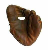 Vintage Hutch USA Gerry Priddy 1940's Baseball Glove RHT Model 33XL Yankees