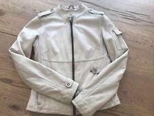 Aeronautica Militare  Damen Leder Jacke Gr. 34 WNeu Np.890,—