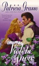 VIOLETS IN THE SNOW by Grasso, Patricia