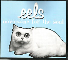 EELS Novocaine for the Soul w/ UNRELEASED & LIVE TRX CD single SEALED USA seller