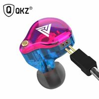QKZ Ear Hook Earphone Sports Music Headphone Gaming Earbuds Wired 3.5mm Headset