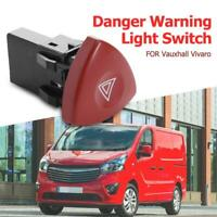 Hazard Warning Light Switch 93856337 for VAUXHALL VIVARO TRAFIC RENAULT UK