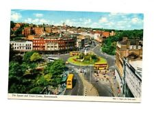 Dorset - Bournemouth, The Square and Town Centre - Postcard