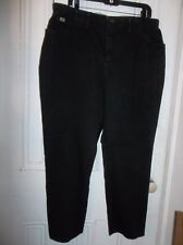 Lee Women Plus Size Side Elastic Stretch Jeans Size 18P NWT