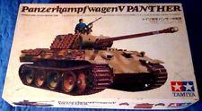 1/35 PzKfw V  Panther   MOTORIZED