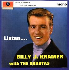 *NEW* CD Album BILLY J. KRAMER WITH THE DAKOTAS - Listen (LP Style Card Case)