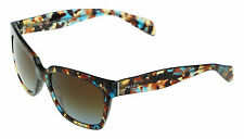 NEW Genuine PRADA Heritage Multi Havana Blue Sunglasses SPR 07P PR 07PS NAG 0A4