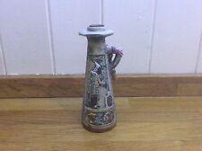 Miniature ceramic ITALIAN bottle, Duca d'Asti