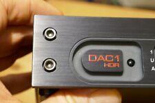 Benchmark DAC1 HDR , Headphone Amp, Pre-Amp. Black