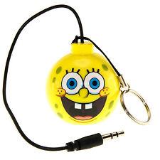 SPONGEBOB Keyring Ball Speaker - Rechargeable - for smartphones, tablets etc.