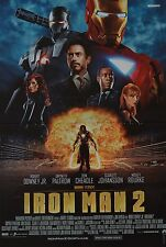 IRON MAN 2 - A3 Poster (42 x 28 cm) - Film Plakat Robert Downey Clippings NEU