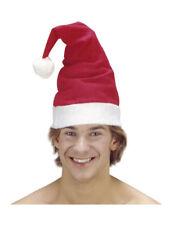 Weihnachtsmann Santa Claus Mütze X-mas Wichtel