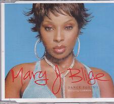 Mary J Blige-Dance For Me Promo cd single