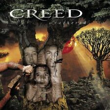 Audio CD - CREED - Weathered - Tremonti  - USED Very Good (VG) WORLDWIDE