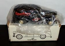 Ertl Speedway Racing Club 1940 Ford Panel Van Diecast 1:25 Scale Coin Bank w Key