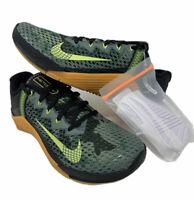 Nike Metcon 6 Black/Limelight Unisex Men's 6 Women's 7.5 CK9388-032
