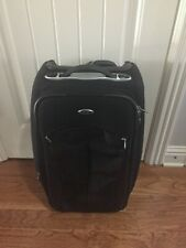 "Pre-owned TUMI T3 Transporter 22"" Carry On suitcase wheeled Luxury luggage bag"