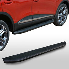 VW Touran from Year 2007 Aluminium Footboard in Black Tüv Certified / ABE
