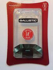 Ballistic Jewel Clear Clip-On Case (JW1146-A53E) for Samsung Galaxy S4