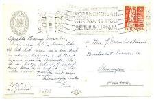 NEDERLAND S.M.N.   AK  1952 = M.S. MALISSE  = FOTO AK SHIP   VF