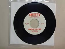 """PLAGUE:Somebody Help Me-Hard To Wait (I Need You)-U.S. 7"""" Smitty's Studio AR1293"""