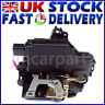 REAR LEFT Door Lock Mechanism compatible with VW GOLF 4 MK4 BORA PASSAT B5