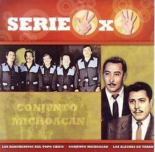 NEW - Serie 3 X 4 by Alegres De Teran; Rancheritos De; Michoacan