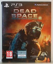 DEAD SPACE COLLECTORS EDITION 2 - PLAYSTATION 3 - PAL SPAIN - FULL