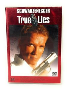 True Lies (DVD, 2003) Arnold Schwarzenegger Region 4 Free Postage