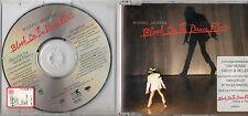 MICHAEL JACKSON CD SINGLE 4 TRACCE Blood on the Dance Floor 1997 + Remix