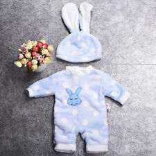 Doll Rabbit Pajamas Suit Sleepwear for 18''Doll Clothes Kids Gifts Pro  HOT SALE