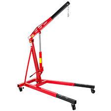 Grue d'atelier 2000 kg chevre d atelier grue de levage // poids total: 123 kg