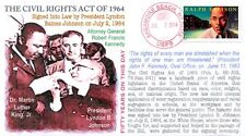 COVERSCAPE computer designed 50th anniversary Civil Rights Act of 1964 cover