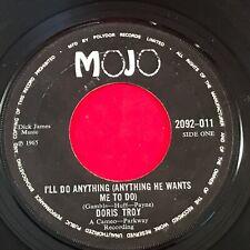 "DORIS TROY I'll Do Anything 1971 UK 7"" vinyl single EXCELLENT CONDITION Mojo 45"