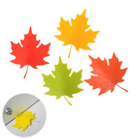Fashion Maple Leaf Style Door Stopper Home Decoration Baby Safety Doorstop Hot