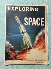 Exploring Space The Plain Dealer Publication 1962 (Complete)