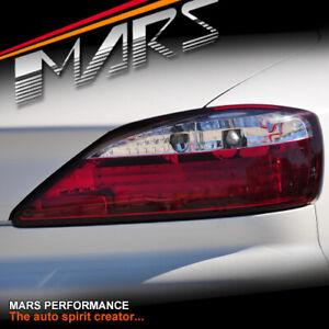 JDM Clear RED LED Tail Lights for NISSAN Silvia 200SX S15 SR20DET Jap Spec Turbo