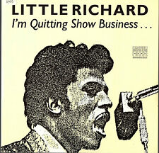 "LITTLE RICHARD   EP MAGNUM FORCE  ""I'M QUITTING SHOW BUSINESS""   [UK]"